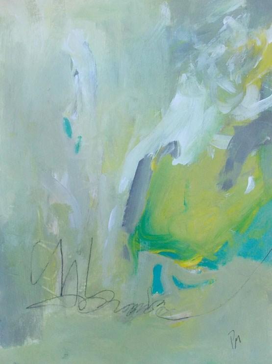 """Lost"" original fine art by Pamela Munger"