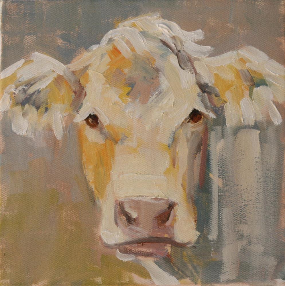 """sweet"" original fine art by Carol Carmichael"