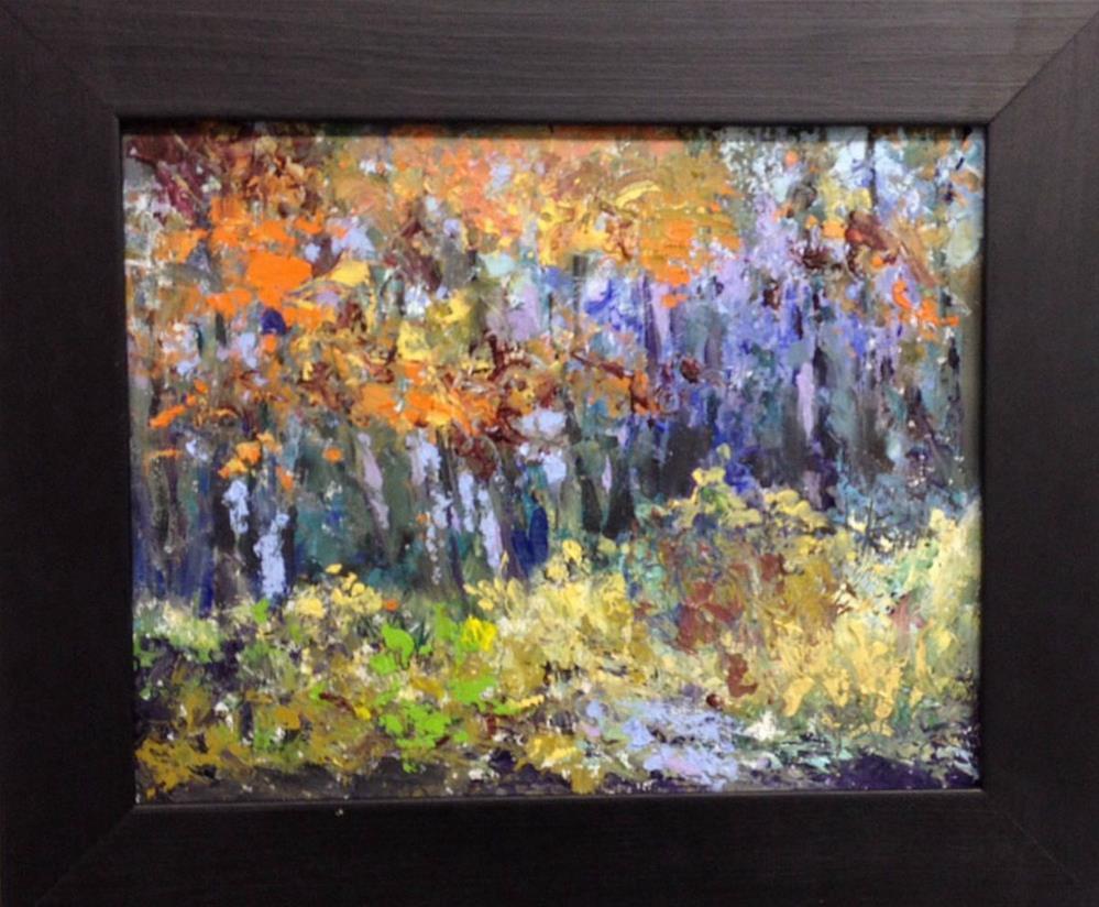 """Every Colour"" original fine art by Cathy Boyd"