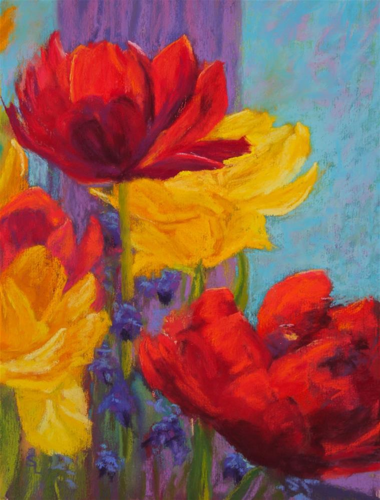"""""""Radiance"""" original fine art by Sharon Lewis"""