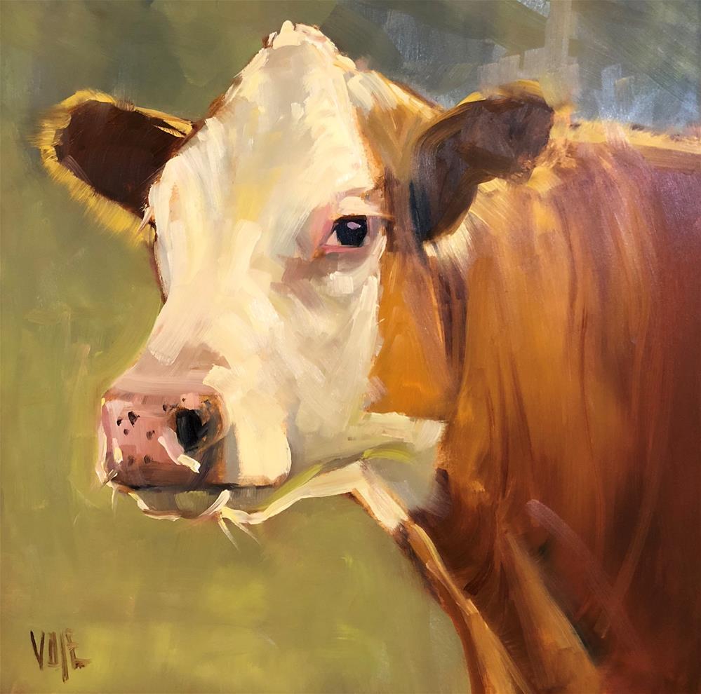 """Miss Utah"" original fine art by Patty Voje"