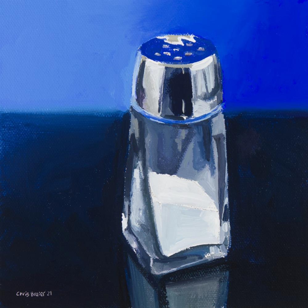 """""""Salt Shaker"""" original fine art by Chris Breier"""