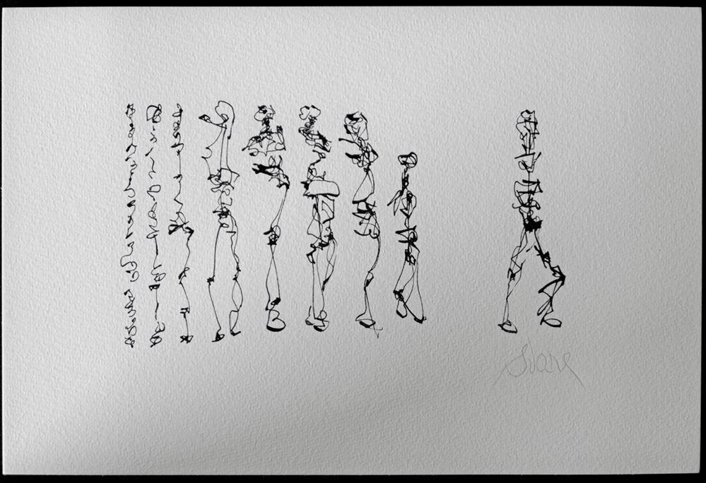 """""""NIGHT DARKENS"""" original fine art by Craig Svare"""
