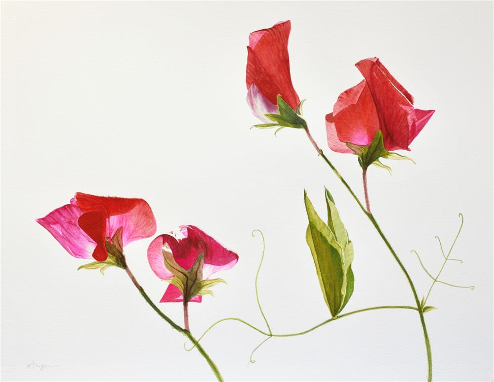 """Light Up"" original fine art by Renay Shaffer"