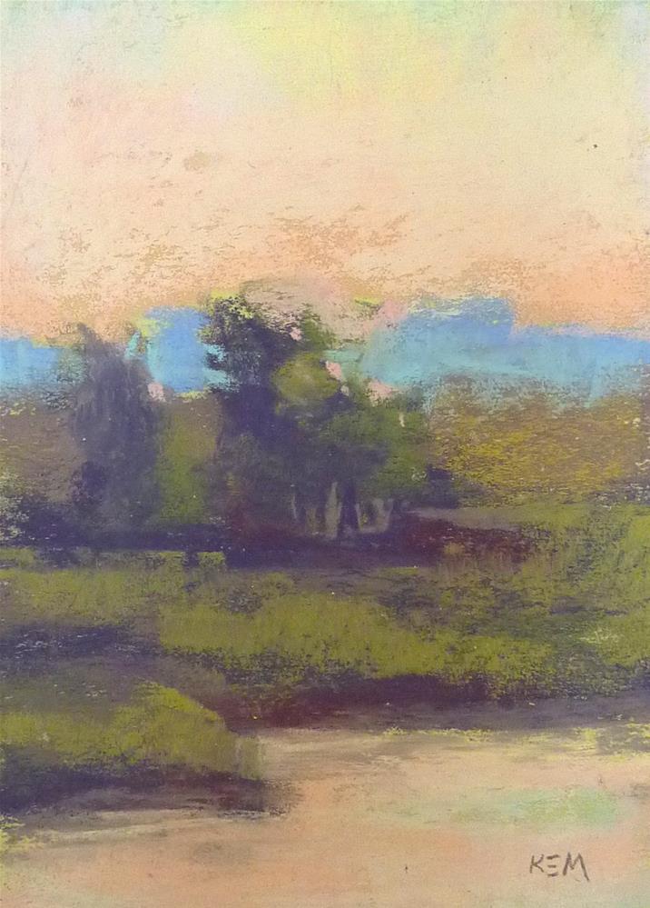 """""""Morning Delight"""" original fine art by Karen Margulis"""