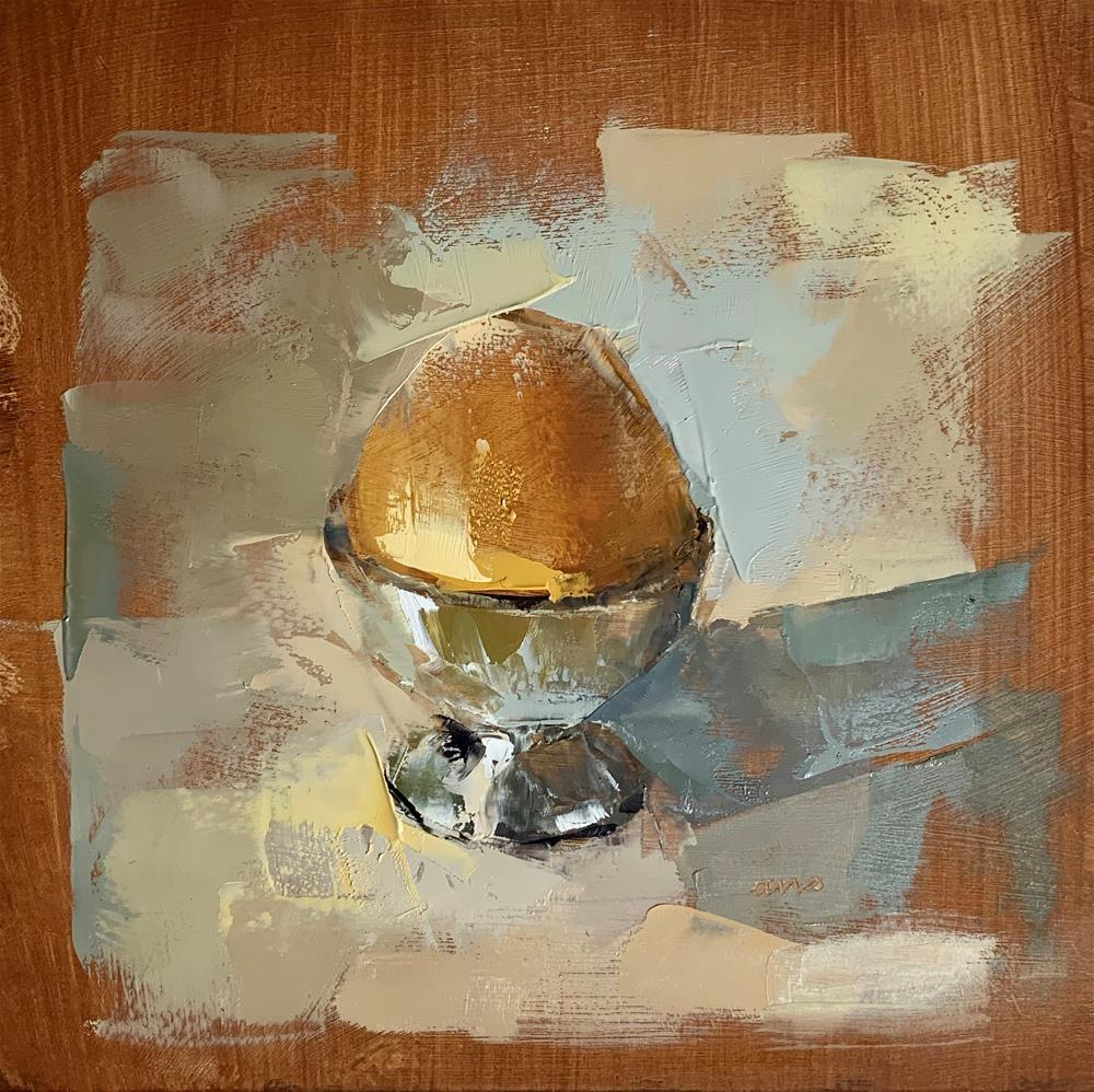 """Witzig"" original fine art by Ans Debije"