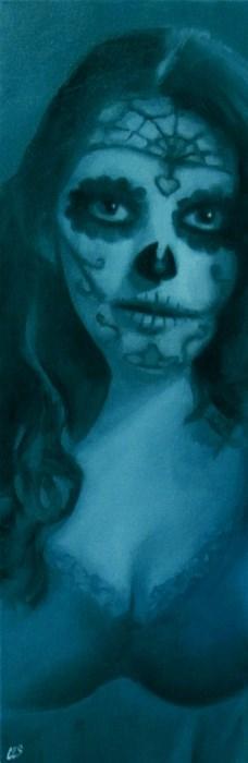 """""""Emma"""" original fine art by ~ces~ Christine E. S. Code"""