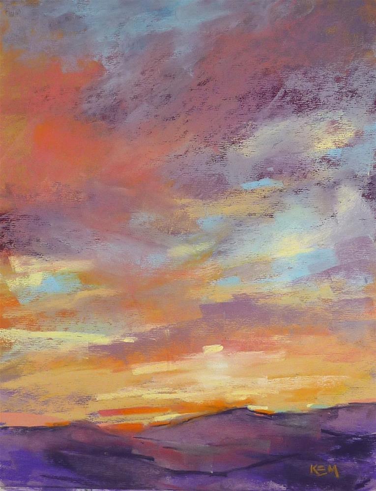 """Must Have Pastel Accessories"" original fine art by Karen Margulis"