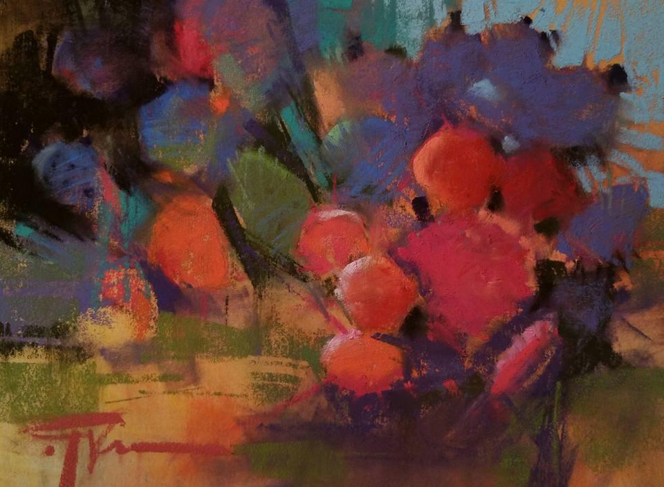 """Wandering"" original fine art by Jennifer Evenhus"
