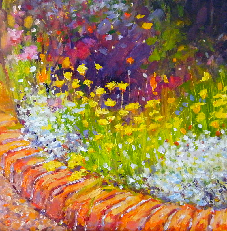 """More Than Dandy"" original fine art by Ken Devine"