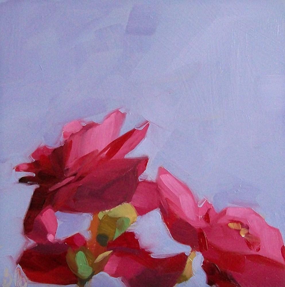 """Shades of pink"" original fine art by Brandi Bowman"