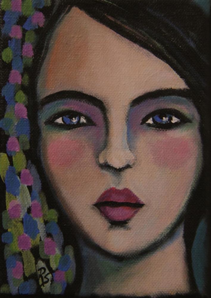 """Dreama"" original fine art by Roberta Schmidt"