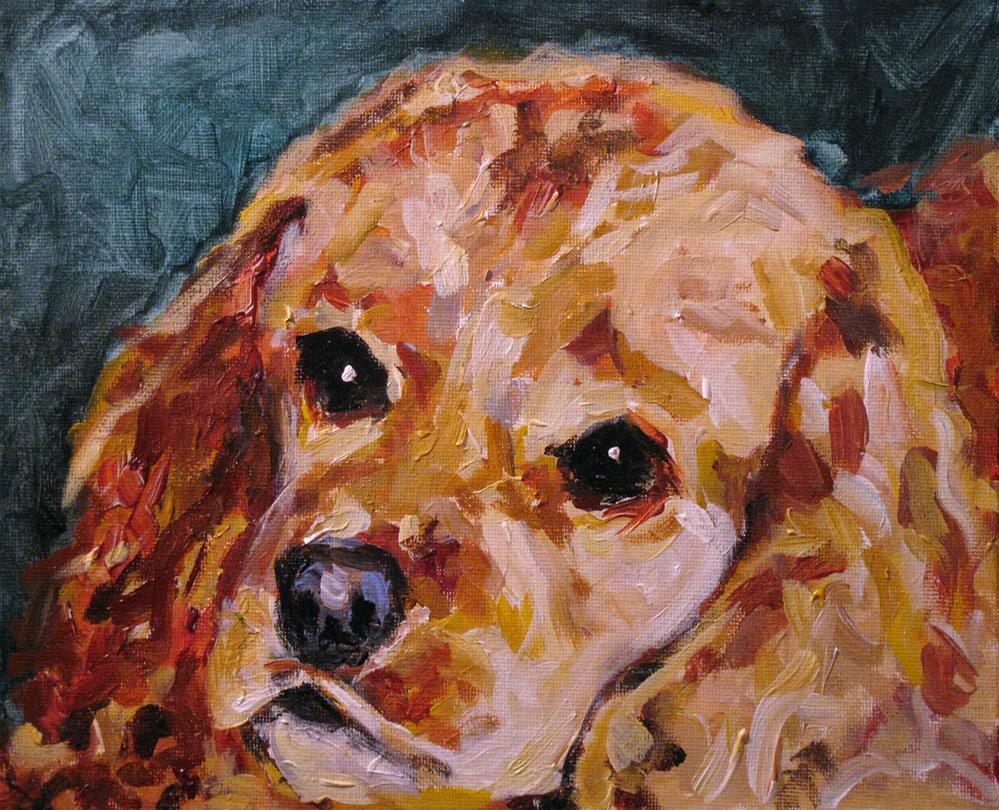 """Madison"" original fine art by Susan Elizabeth Jones"