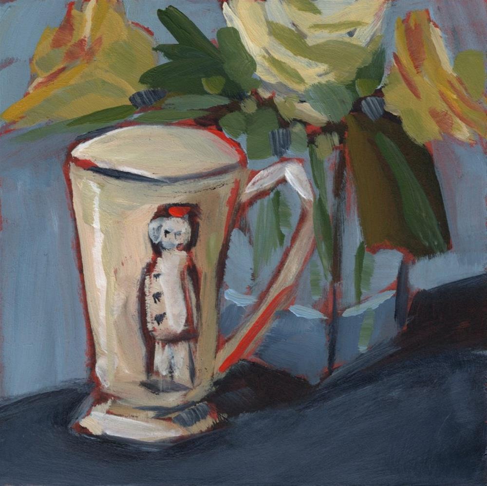 """0278: Frosty Mug"" original fine art by Brian Miller"