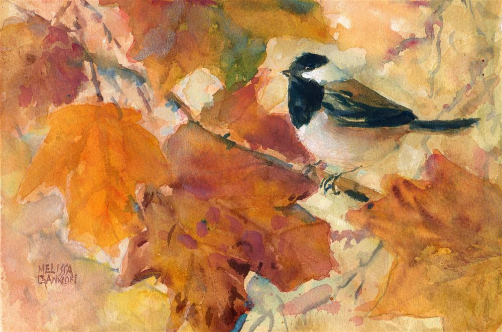 """Changing View"" original fine art by Melissa Gannon"
