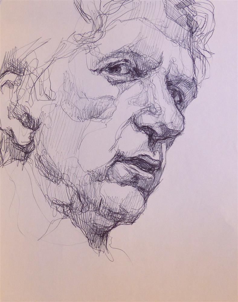"""sketchbook38"" original fine art by Katya Minkina"