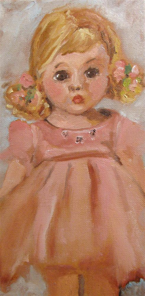 """M.A. Ballerina"" original fine art by Susan Elizabeth Jones"