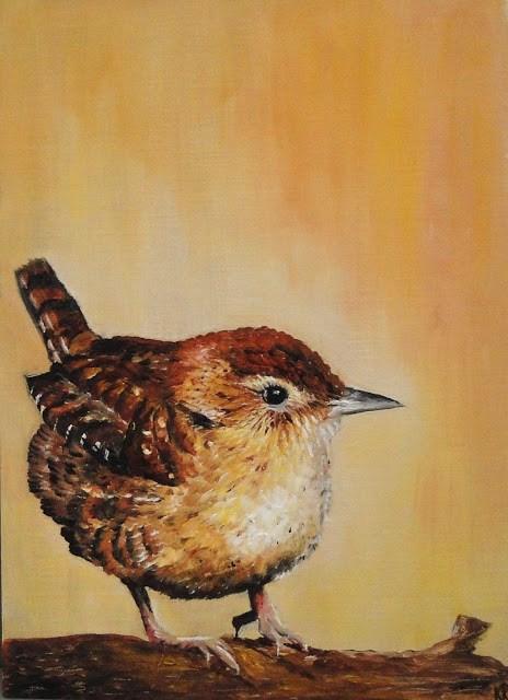 """""""5 Tweets in 5 Days (no 3)"""" original fine art by Karen Robinson"""