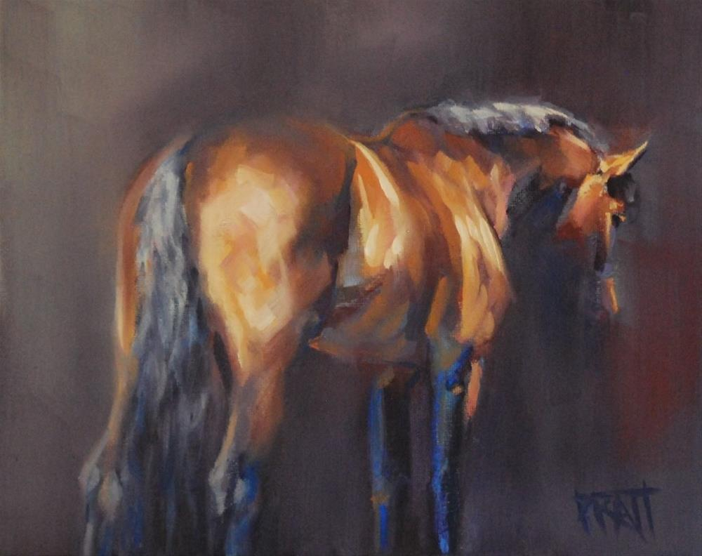 """Daydreaming"" original fine art by Jennifer Pratt"