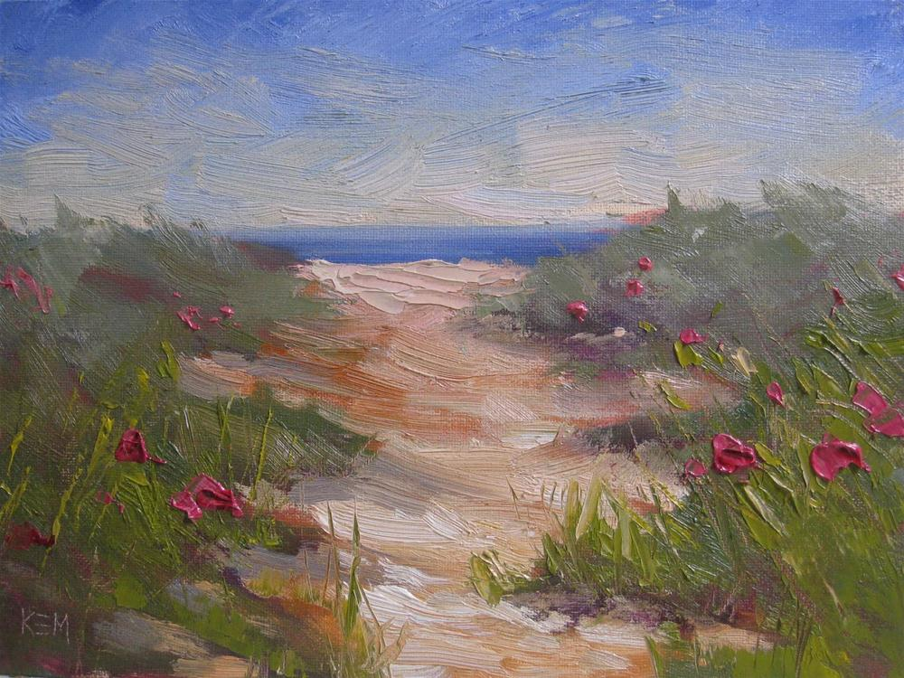 """""""Comparing Oil and Pastel....My Thoughts after 2 months with Oils"""" original fine art by Karen Margulis"""
