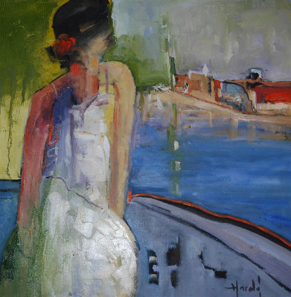 """Point Of View"" original fine art by Deborah Harold"
