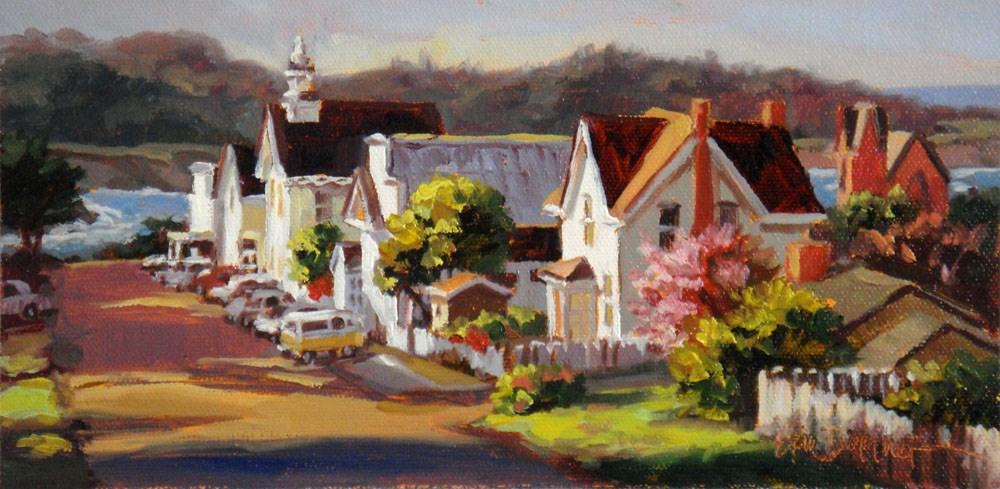"""Brilliant Morning"" original fine art by Erin Dertner"