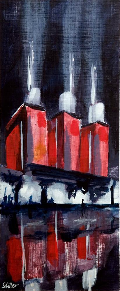 """""""1939 Three Warm Brothers"""" original fine art by Dietmar Stiller"""