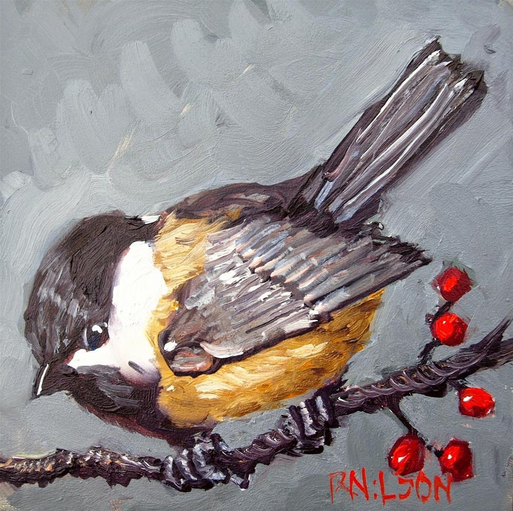 """Bonanza"" original fine art by Rick Nilson"