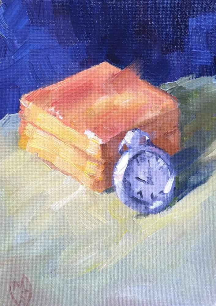 """Time Shadows"" original fine art by Michael Williamson"
