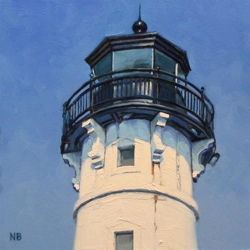 """North Light"" original fine art by Nora Bergman"