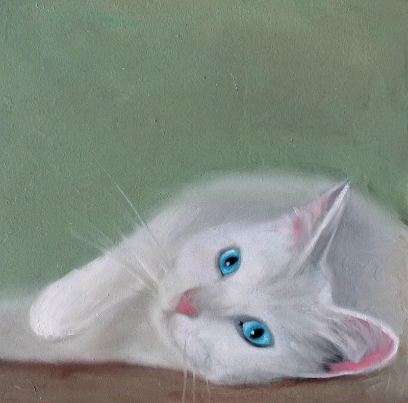 """Play Time"" original fine art by Lauren Pretorius"
