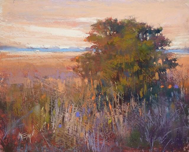 """Change Your Artwork for Fall ...Labor Day Flash Sale"" original fine art by Karen Margulis"