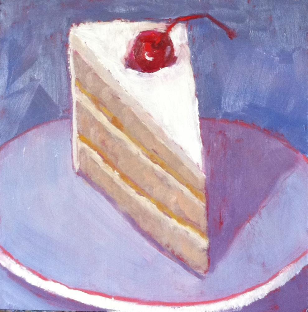 """Sweet Treat"" original fine art by Katharine March"