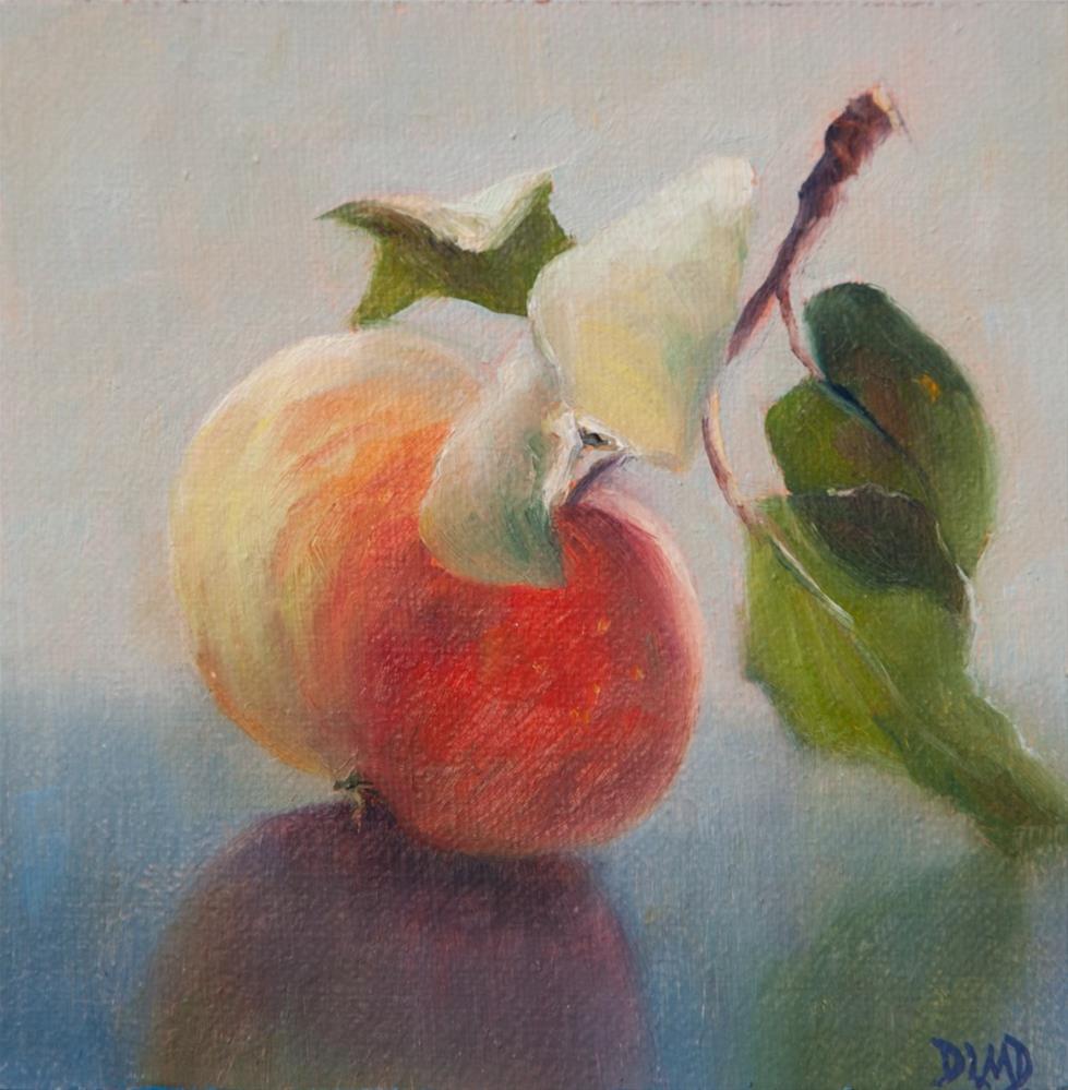 """Summer Birth"" original fine art by Debbie Lamey-Macdonald"