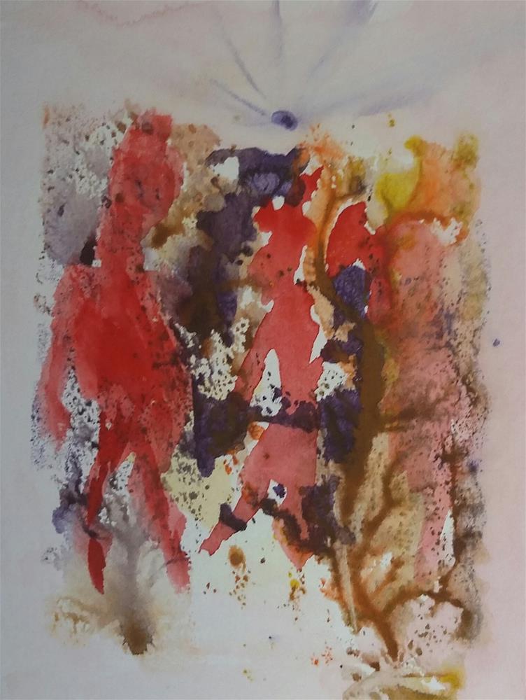 """Panic at the Disco"" original fine art by James Villa"