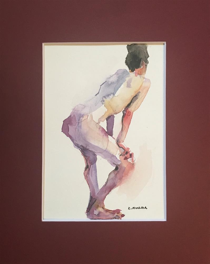 """Figuary43"" original fine art by Katya Minkina"