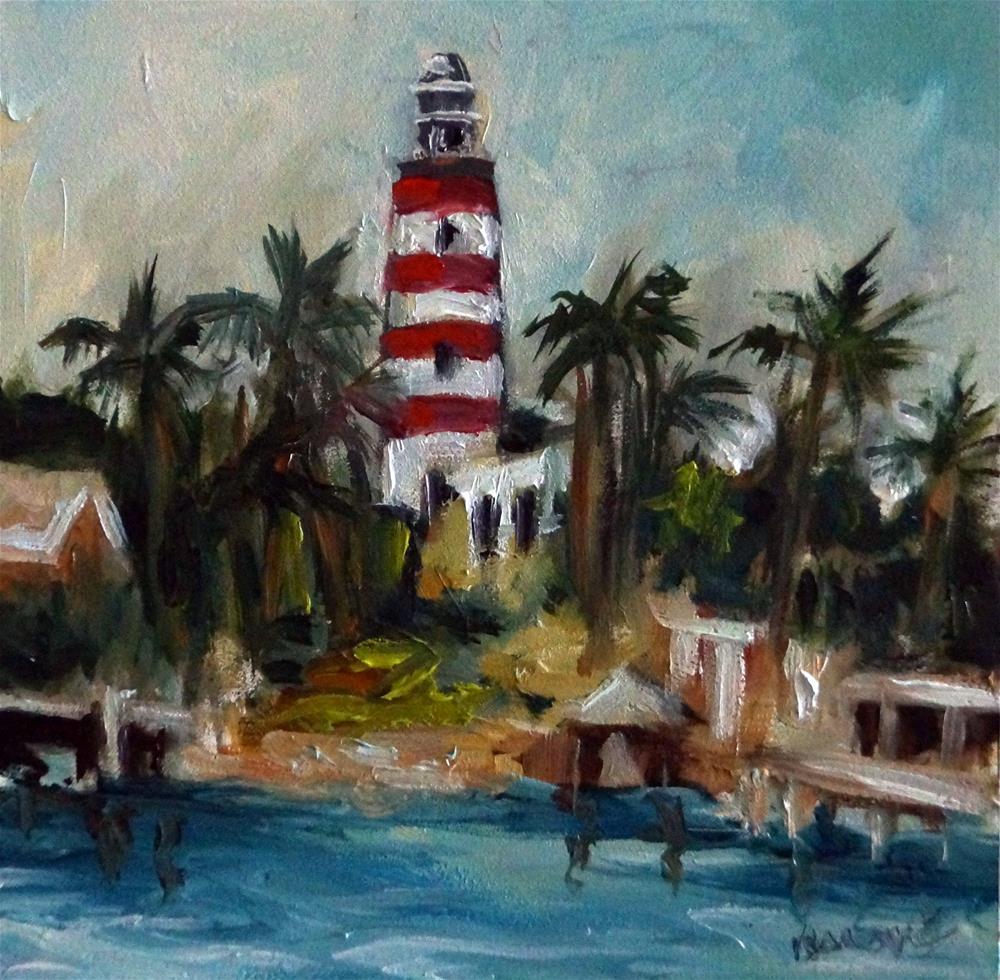 """Hopetown"" original fine art by Valerie Vescovi"