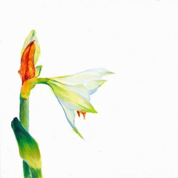 """Room to Grow"" original fine art by Brenda Ferguson"