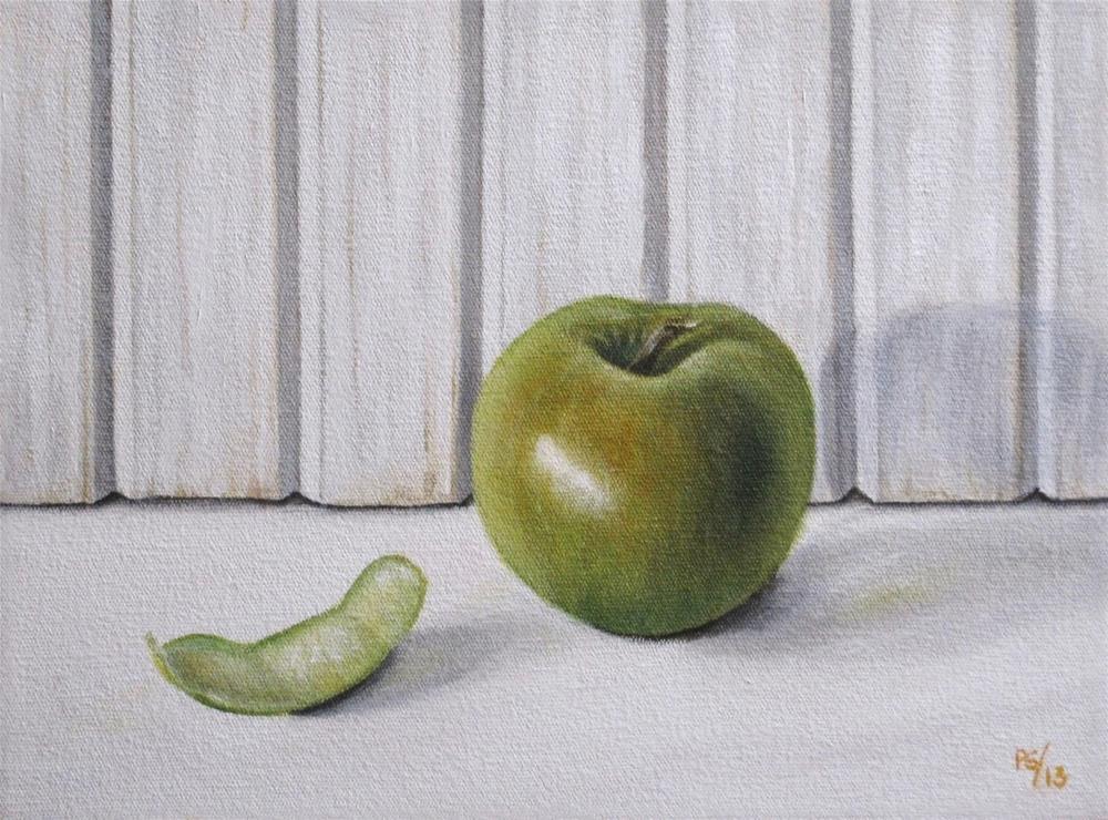"""Tongue-in-Cheek"" original fine art by Pera Schillings"