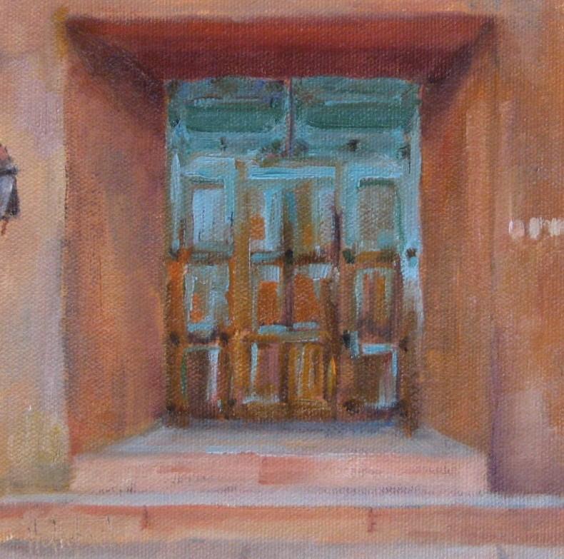 """Fading Away"" original fine art by Pam Holnback"