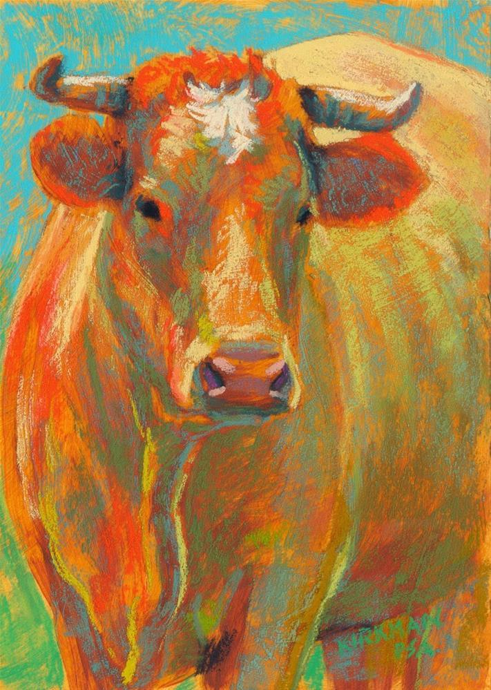 """Rumba"" original fine art by Rita Kirkman"