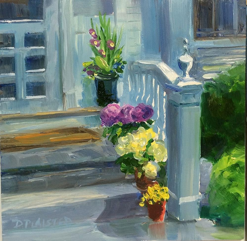 """Morning Welcome Study, Martha's Vnyd"" original fine art by Diane Plaisted"