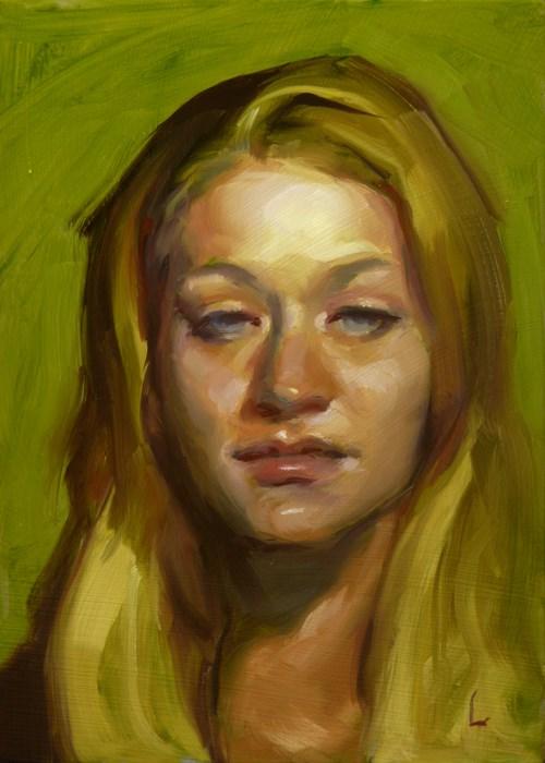 """Algae"" original fine art by John Larriva"