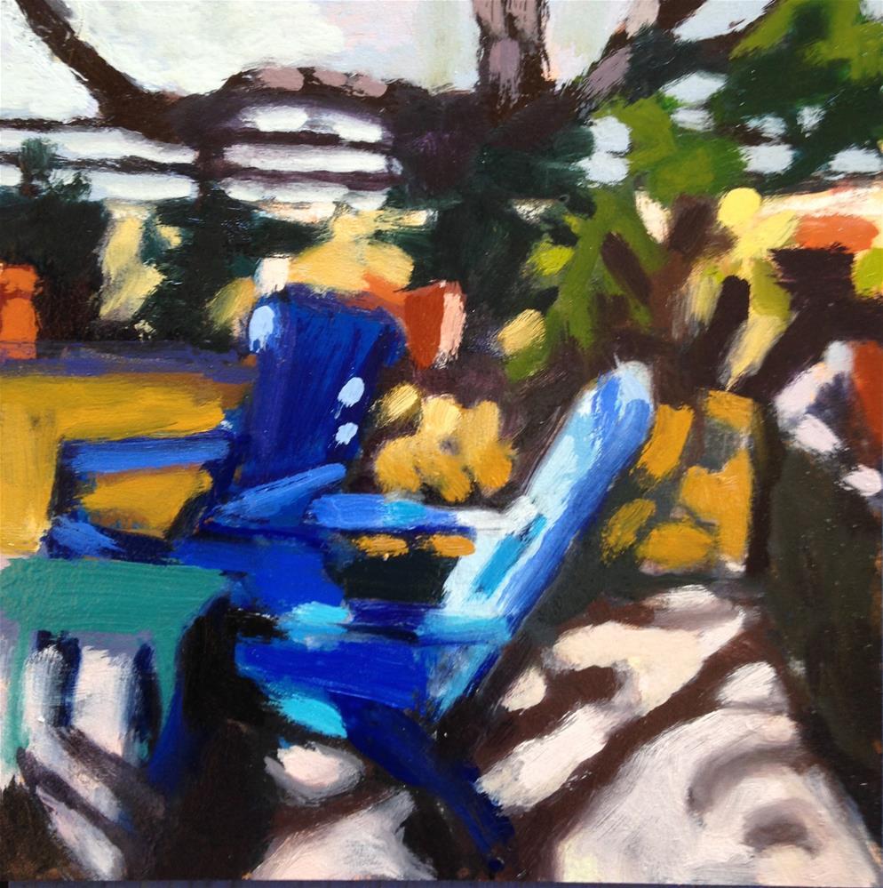 """525,600 Minutes"" original fine art by Pamela Hoffmeister"