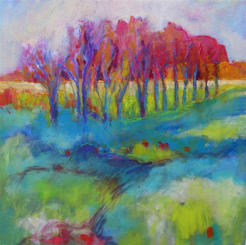 """Highway 7"" original fine art by Patricia MacDonald"