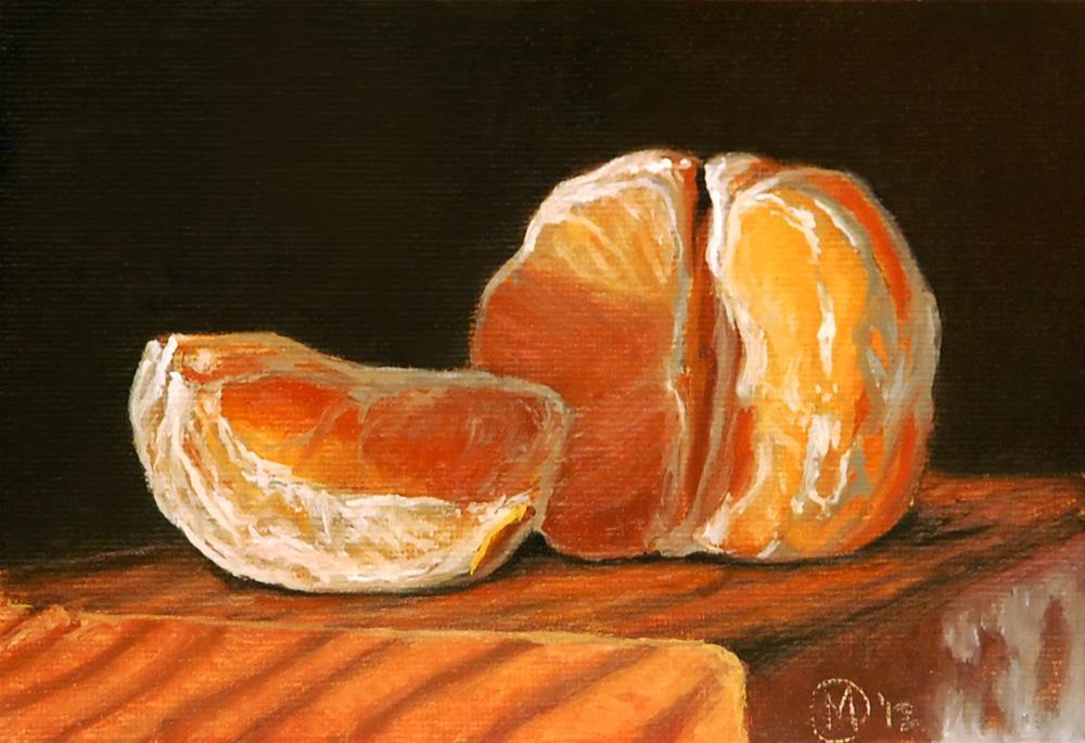 """Wedges"" original fine art by Maurice Morgan II"