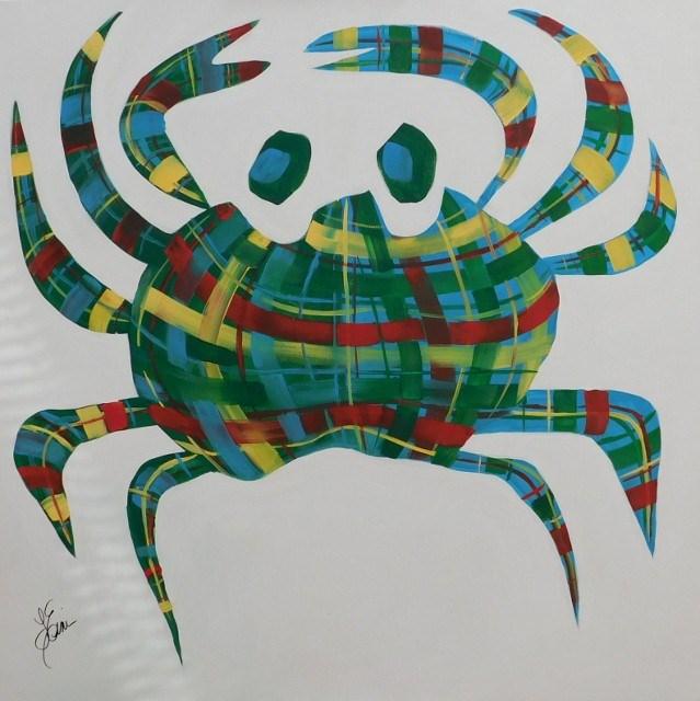 """""""Artful Commission"""" original fine art by Terri Einer"""