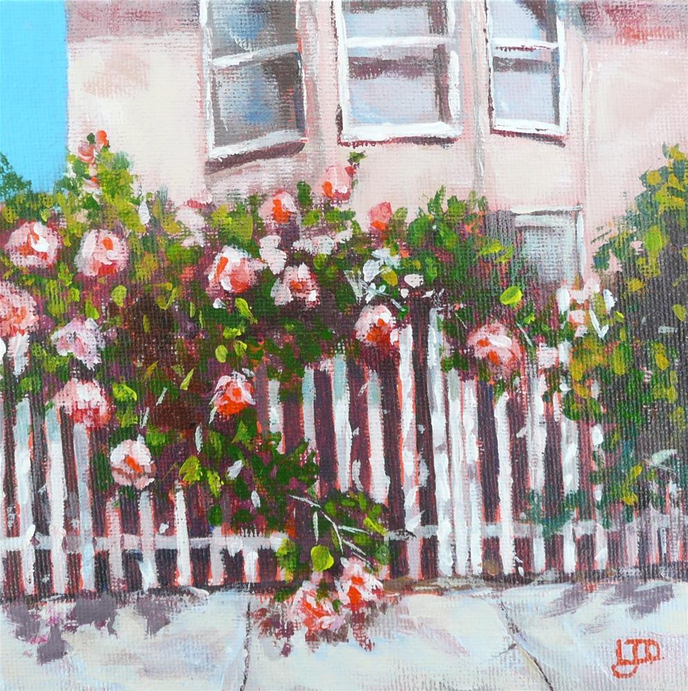 """""""Escape Artists"""" original fine art by Leanne Owen"""