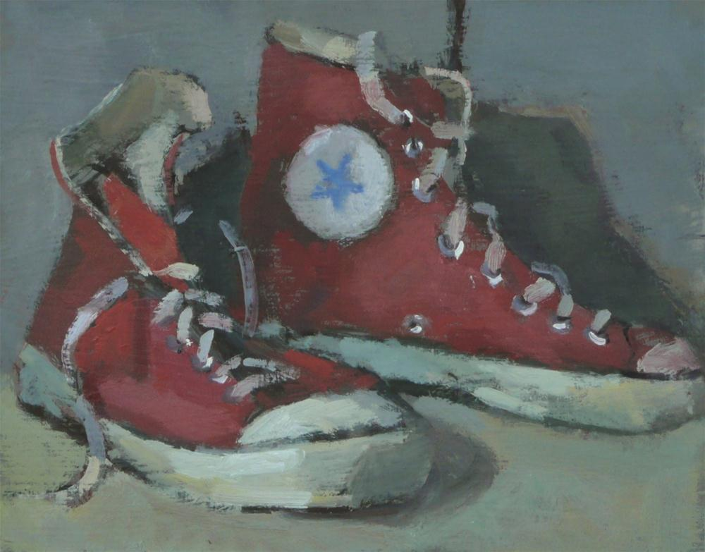 """Star Power"" original fine art by Dana Cooper"