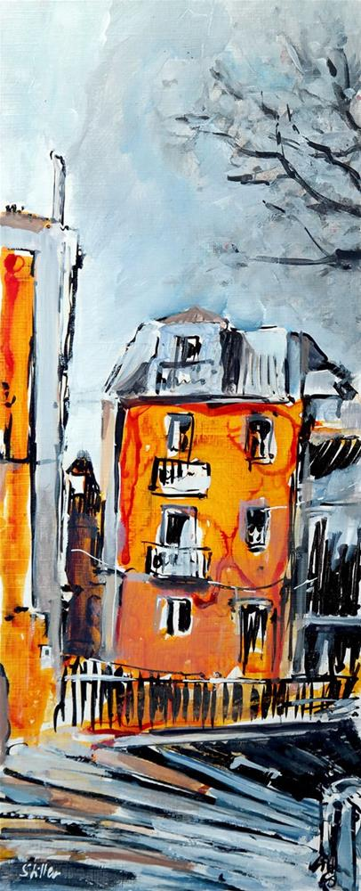 """2413 Somewhere Lost"" original fine art by Dietmar Stiller"